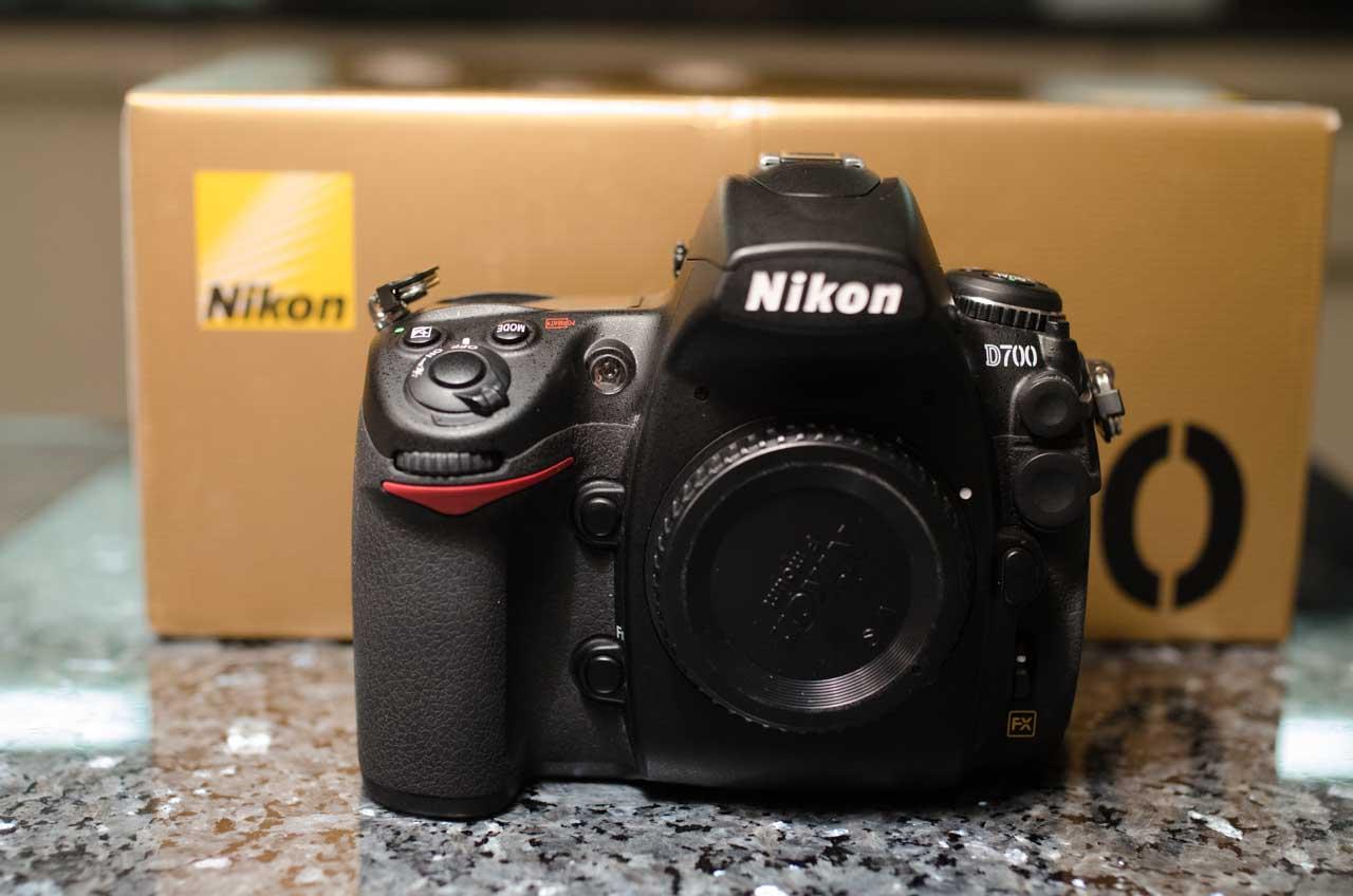 Loblied auf die Nikon D700 | DG2DBM